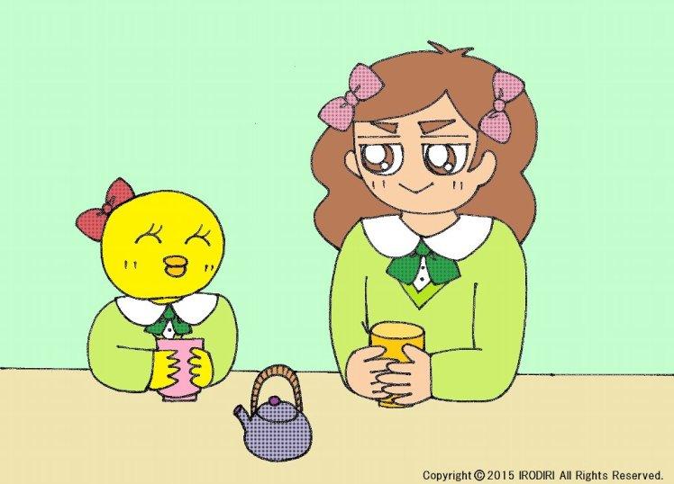 女性に大人気!  美容と健康をサポートしてくれる『柿の葉茶』