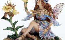 22日は夏至の日★夏至前日妖精とつながる♪