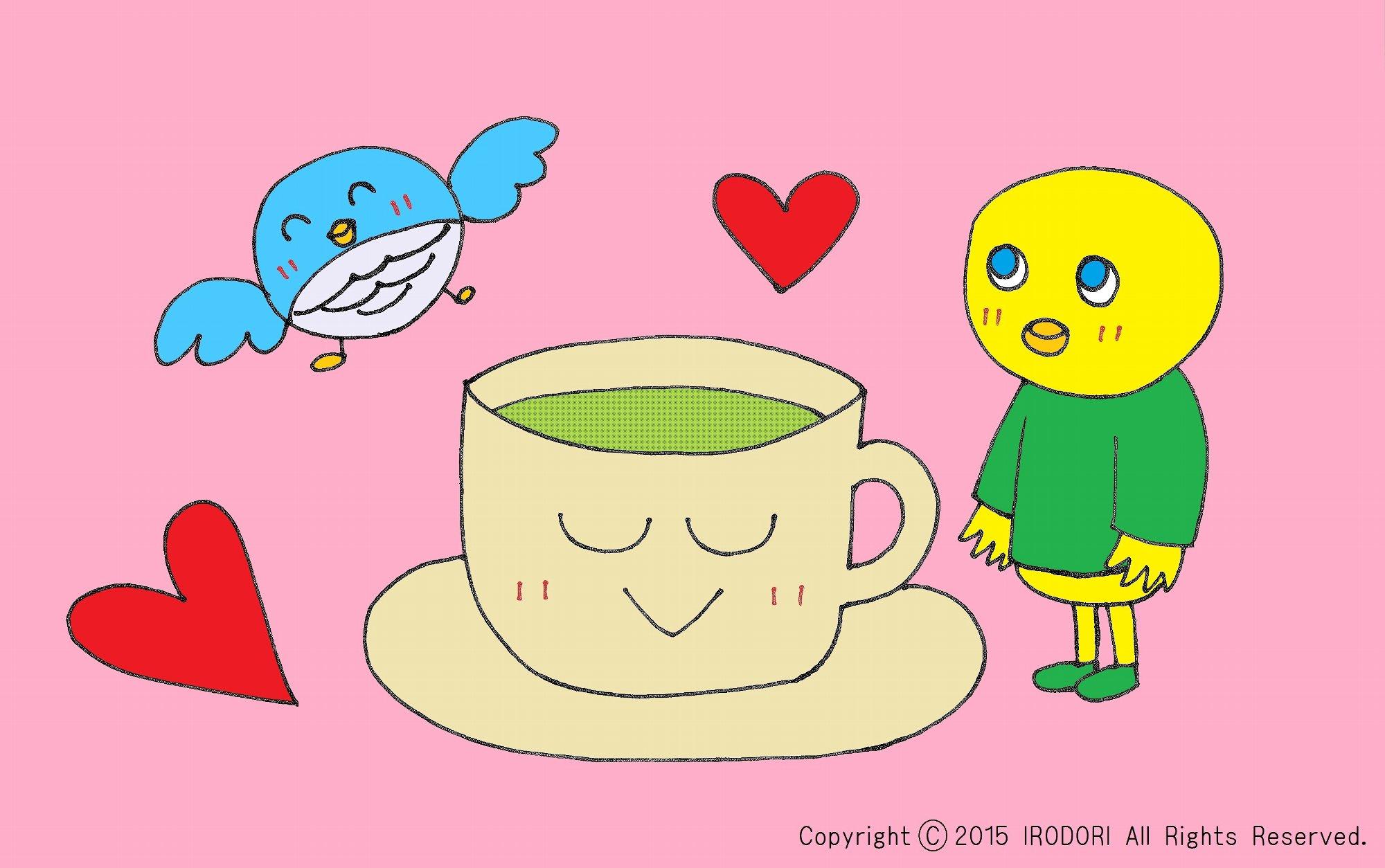 ミントの香りでリラックス<br>~梅雨のイライラを癒すミント緑茶~