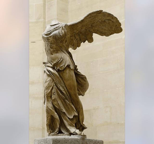 鶴見明世のタロットやろっと♪ Part.10 〜サモトラケのニケより学ぶ人の翼とは〜