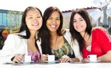 女性同士の集いで美しくあるために、いつも心掛けていたい大切なこと。