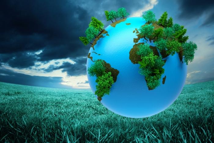 地球はひとつの生命体です。 ~世界中の人がこれから、 ひとりひとりは全体を映していて、 全体はひとりひとりの中にあることを知っていきます。~
