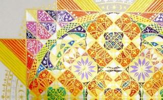 《神聖幾何学アート個展》TRINITYにて6月開催!! ※個展限定スペシャル神聖幾何学アートセッションも同時開催