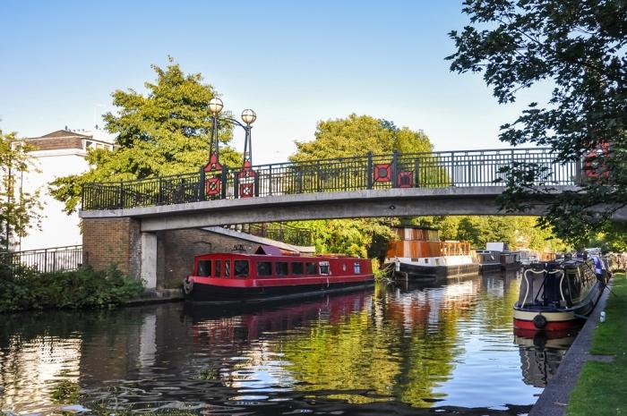 イギリスでナローボート暮らし。<br>夫と運河で新婚生活Part.10