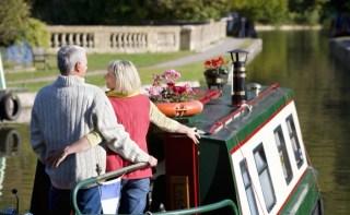 イギリスでナローボート暮らし。<br>夫と運河で新婚生活Part.14