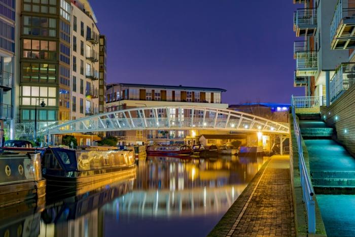 イギリスでナローボート暮らし。<br>夫と運河で新婚生活Part.12