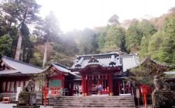 関東総鎮守、箱根神社。<br>よりスケールの大きい夢を実現していくときに。