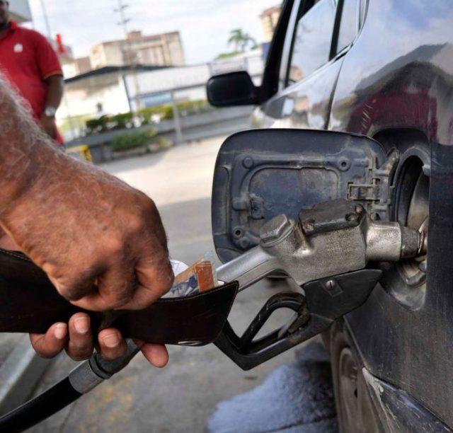 gasolina suministro pdvsa
