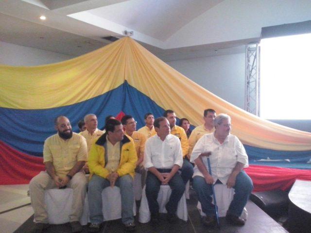 Juan Pablo Guanipa en Carabobo Primero Justicia