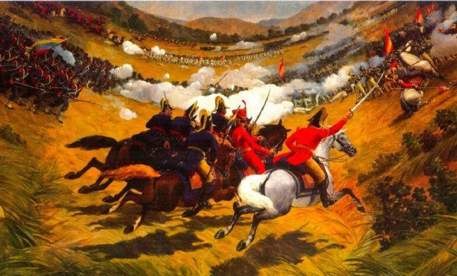 Resultado de imagen para batalla de carabobo