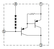 STD03P p-n-p transistor complementary npn, replacement