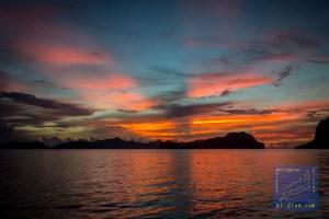 Dilumacad island in El Nido, Palawan, Philippines
