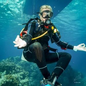 The Peak Performance Buoyancy adventure dive