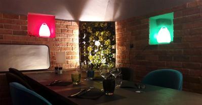 Espace lounge El gusanillo concept