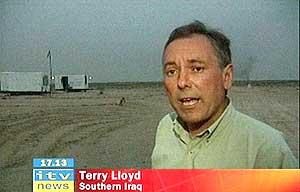 Terry Lloyd
