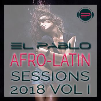 Album Cover Afro Latin Sessions 2018 Vol. 1