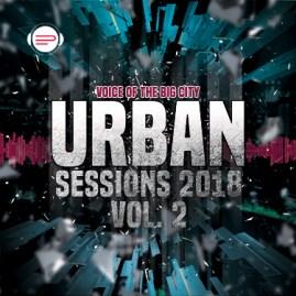 Album Cover Urban Sessions 2018 Vol. 2