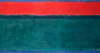 Mark Rothko color