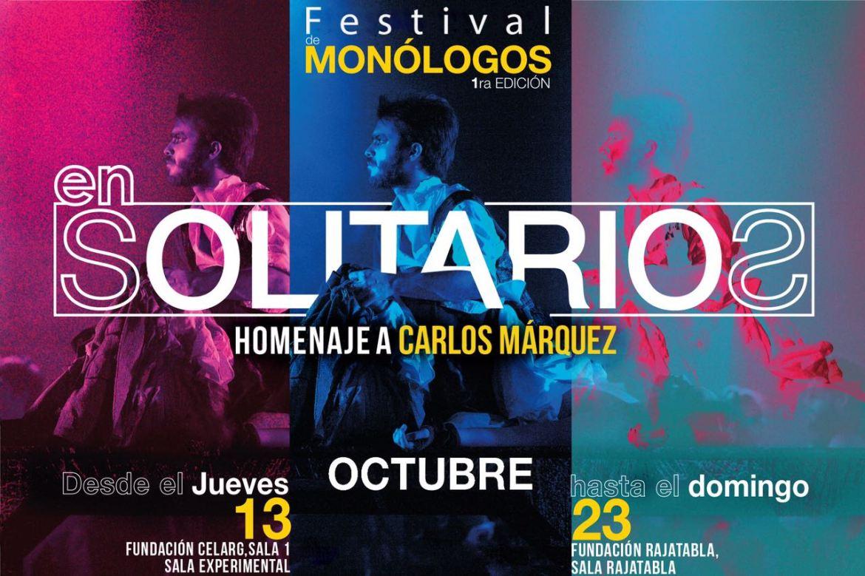 Festival de Monologos En Solitarios