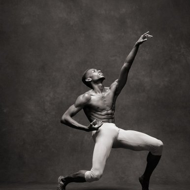 Addison Ector, Complexions Contemporary Ballet