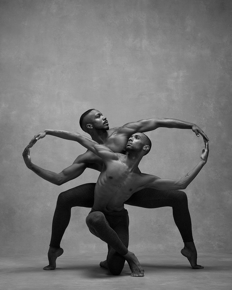 Michael Jackson Jr and Sean Aaron Carmon, Alvin Ailey American Dance Theater