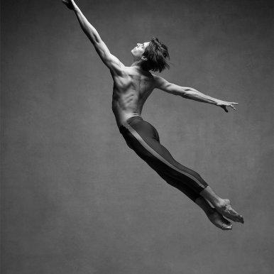 Xander Parish, Soloist, Mariinsky Ballet