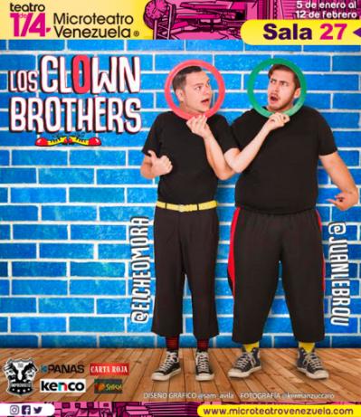 Los Clown Brothers