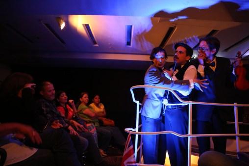 Se hunde el barco Microteatro Venezuela Decima Temporada (10)