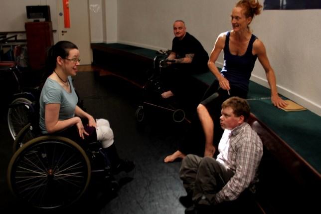 Escuela de bailarina irlandesa Tara Brandel