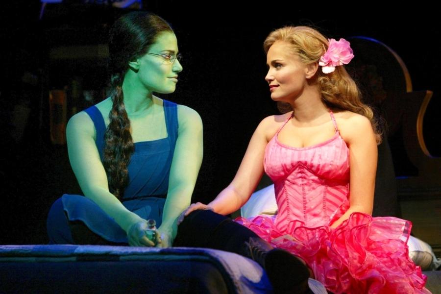 Wicked, el musical