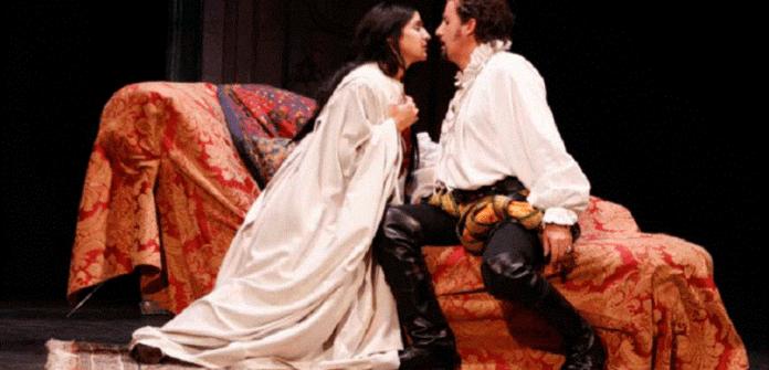 Escena de la obra «Don Juan Tenorio» dirigida por Blanca Portillo