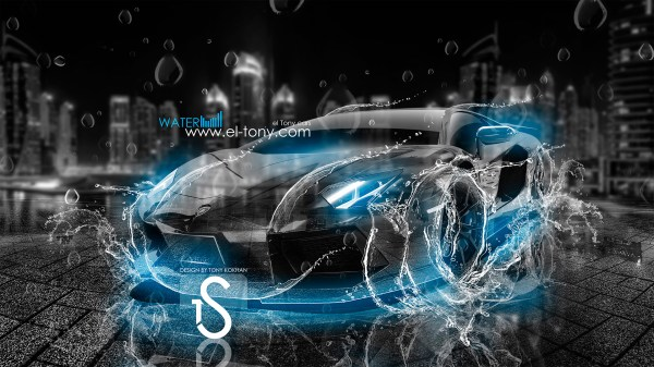 20 Lamborghini Neon Water Pictures And Ideas On Weric