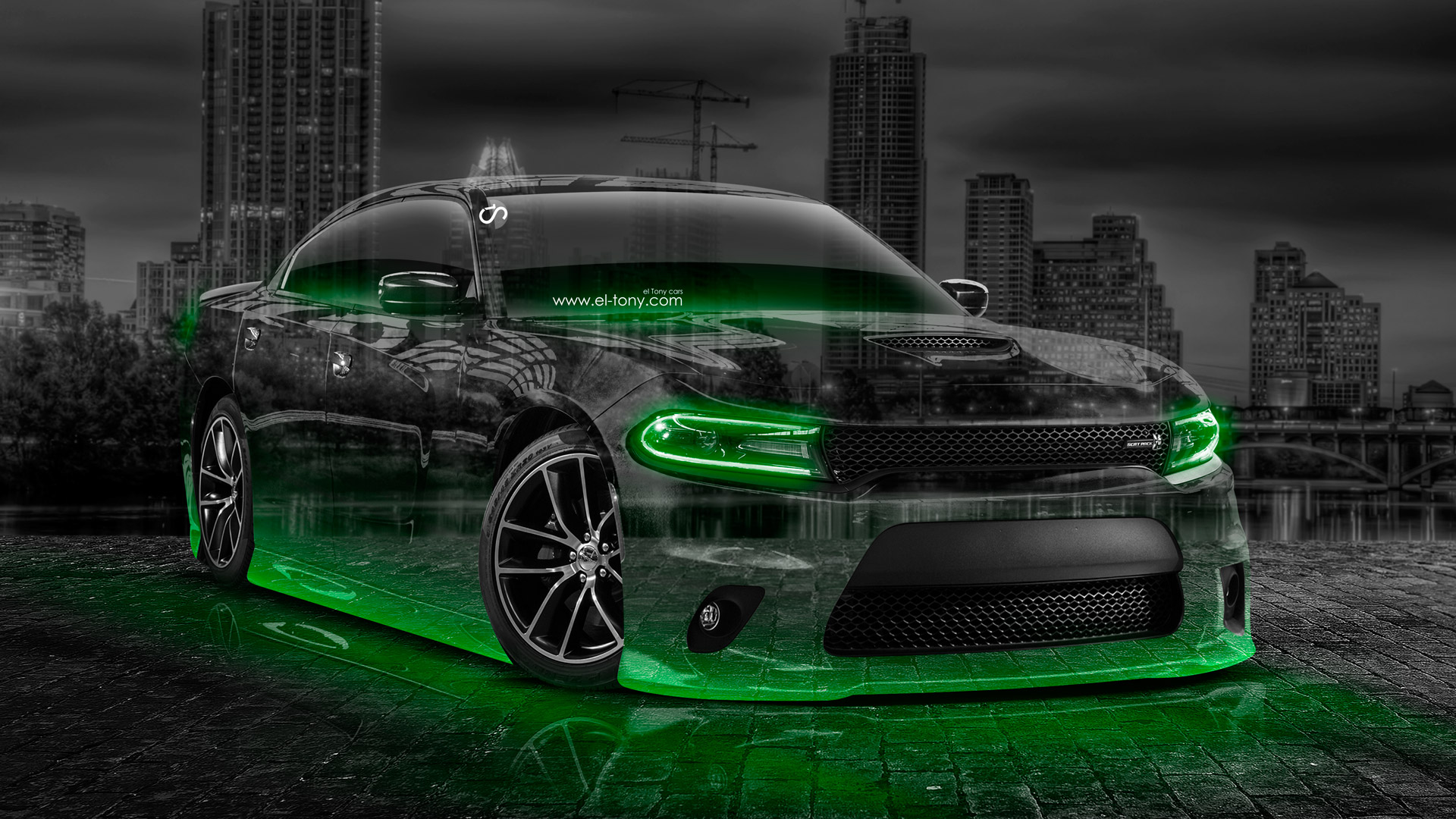 Dodge Charger Muscle Car Wallpaper Dodge Charger Rt Muscle Crystal City Car 2015 El Tony