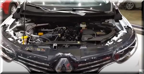 موتور سيارة رينو كادجار