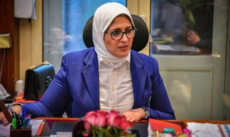 وزيرة الصحة: مصر تصنع لقاح سينوفاك بطاقة إنتاجية سنوية أولية 20-60 مليون جرعة