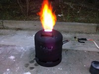 DIY Metal Melting Furnace | eLab hackerspace