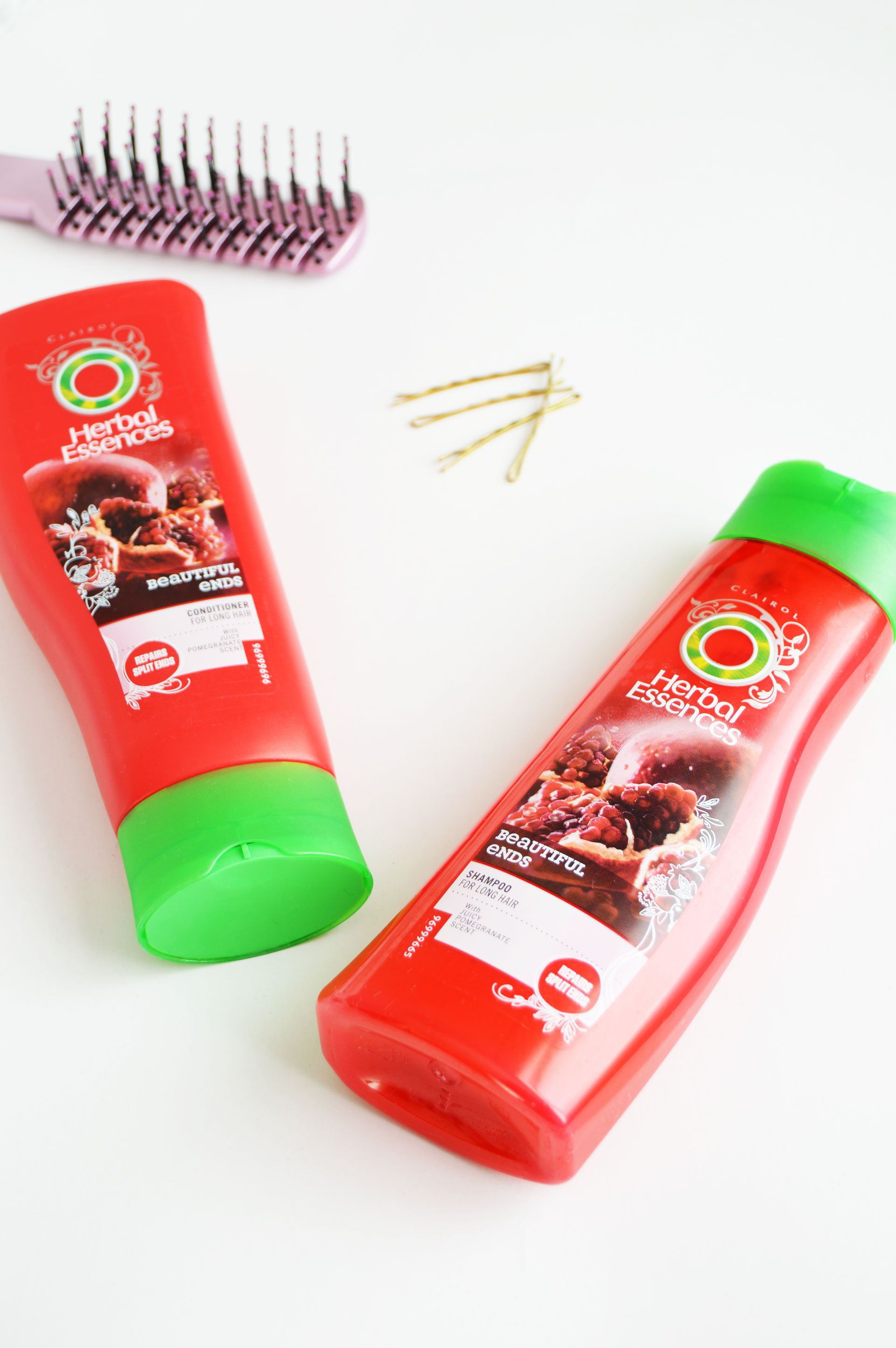 Herbal Essences Shampoo - Beautiful Ends Shampoo and Conditioner Review
