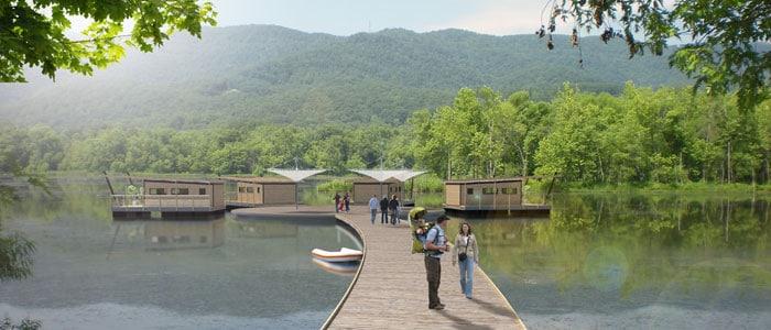 L'immobilier sur l'eau se développe