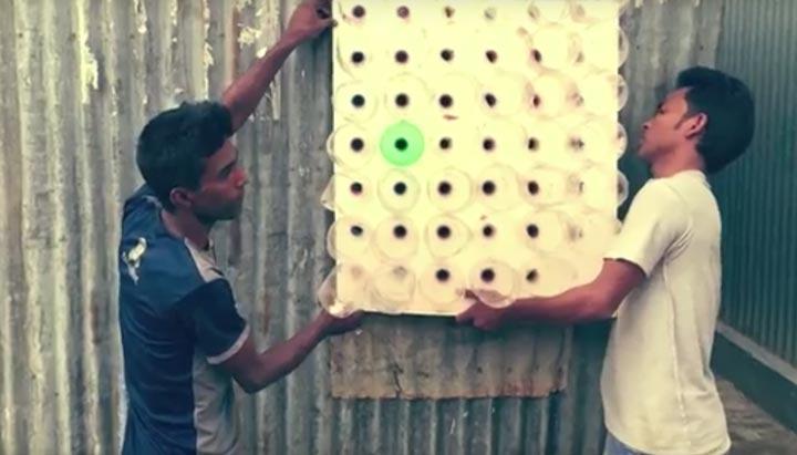 Eco Cooler, le climatiseur écolo gratuit révolutionnaire
