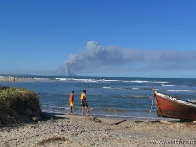 Incendio del balneario La Esmeralda