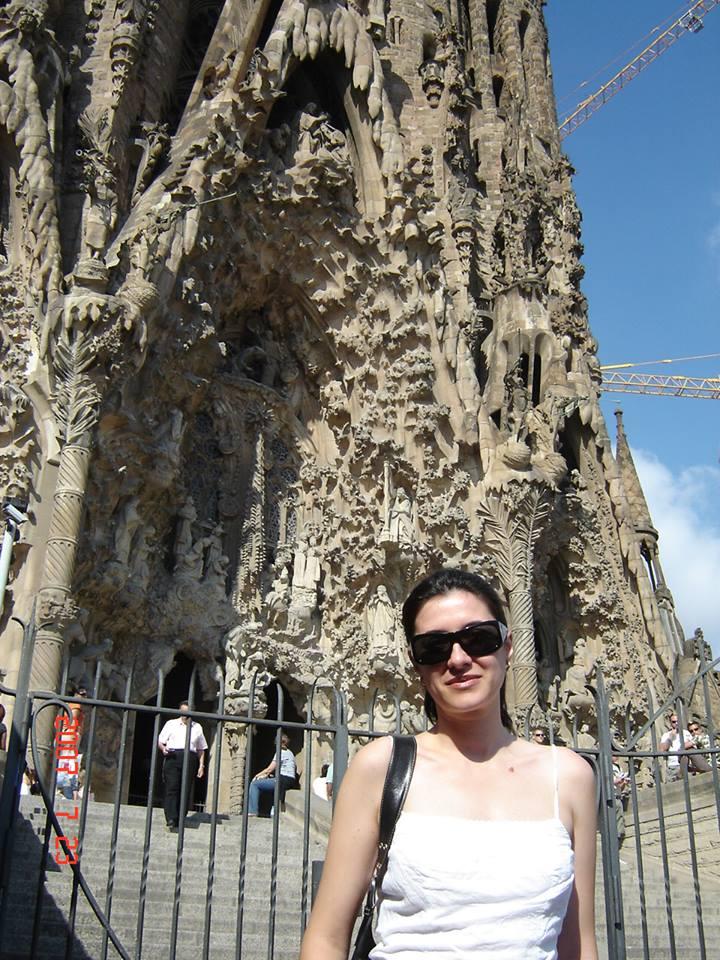 Iuliana Tudor recomandă o destinație de suflet: Barcelona