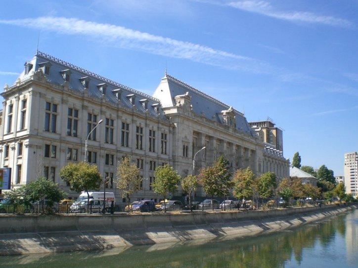 Palatul de Justitie - www.elacraciun.ro