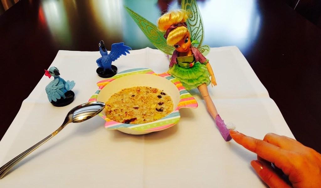 #dejunELa pentru copii - ziua 3