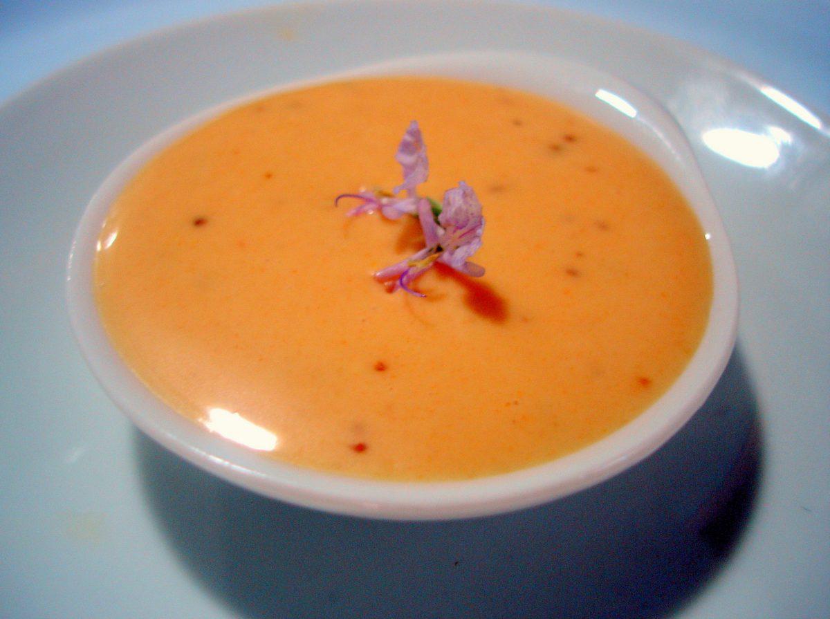 Salsa Rosa receta perfecta para acompaar platos de