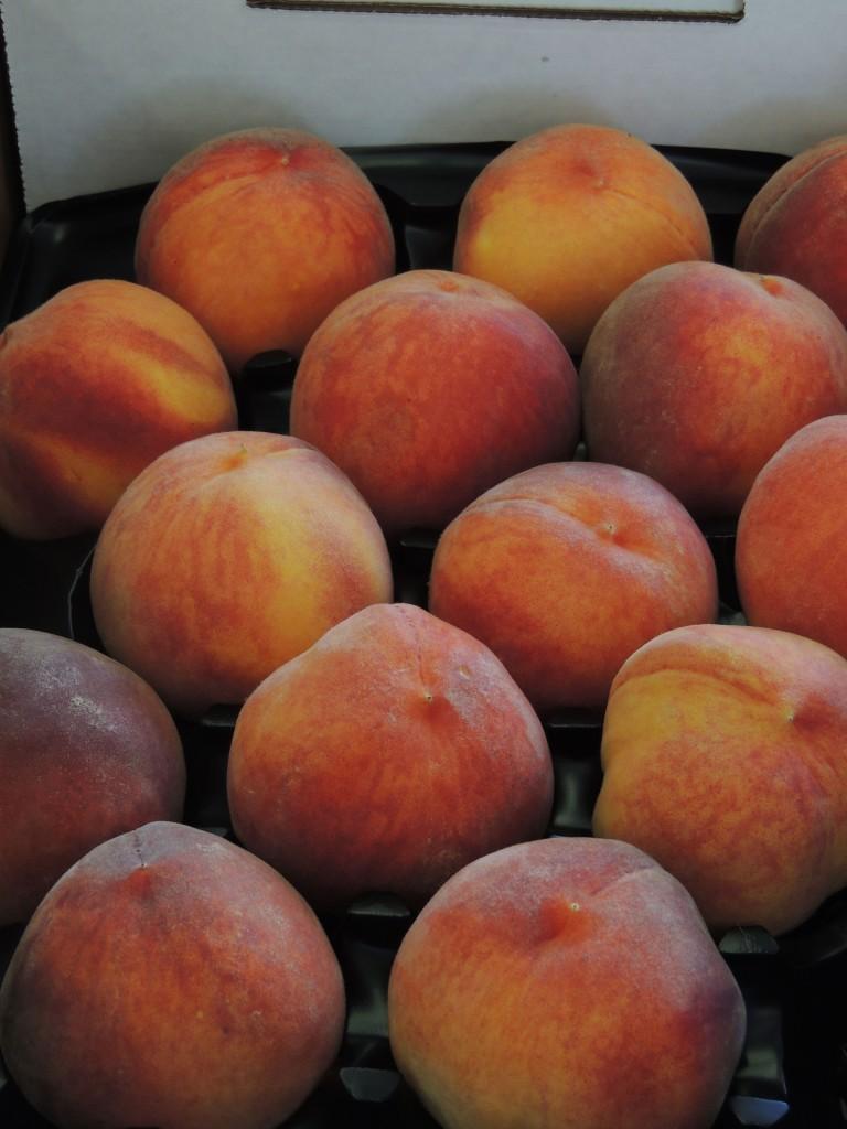 ripe peach #4