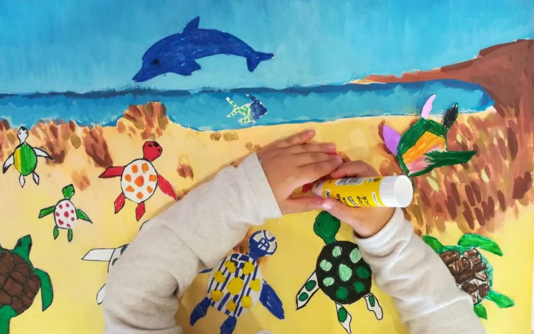 3ES – 13 – Gli studenti di Elafonisos sono sensibili all'ecologia