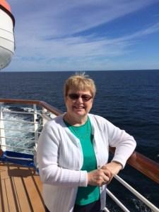 Authors and History Cruise The Loyalist Trilogy Elaine Cougler Historical Fiction