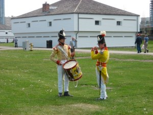 Fort York Drumming The Loyalist Trilogy Elaine Cougler Historical Fiction