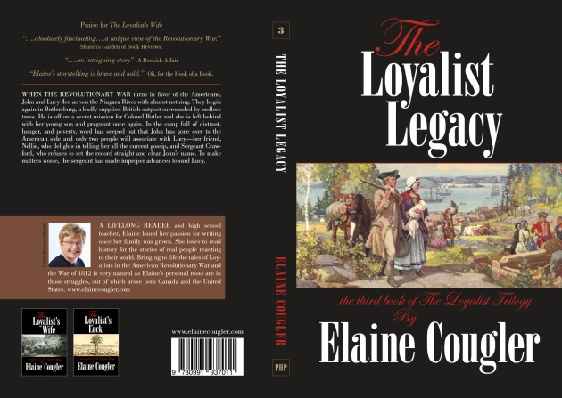 Cover Reveal for The Loyalist Legacy coming in November!