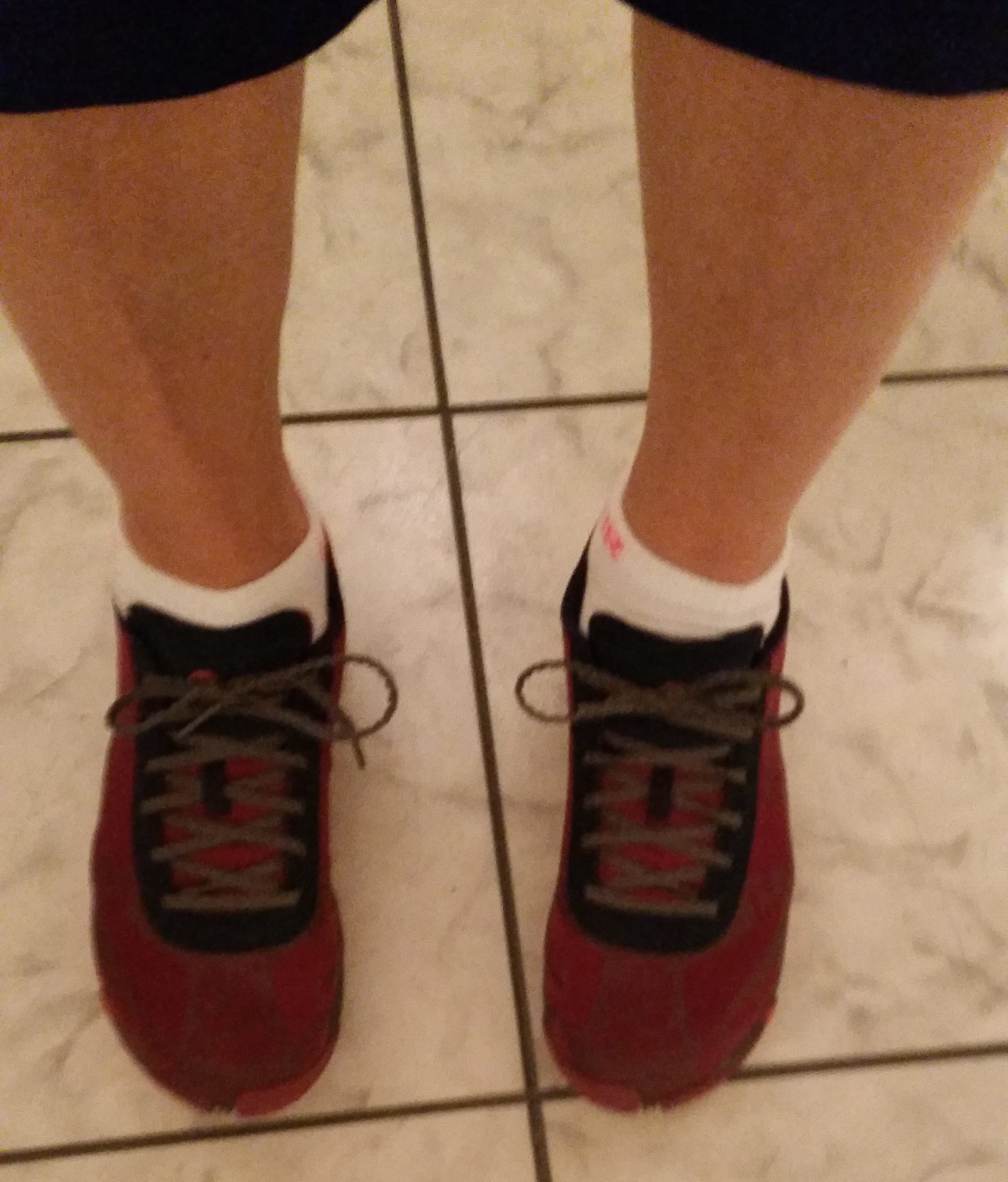 fa85ad9f71c3 Running a Mile in My Own Shoes – Elaine K. Olson